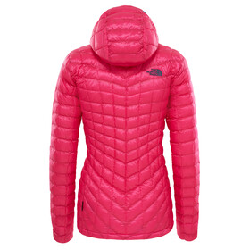 The North Face Thermoball Hoodie Jacket Women Petticoat Pink
